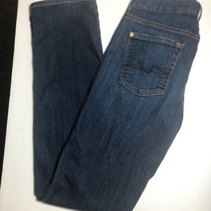 7 for all Mankind Jeans Kimmie Straight